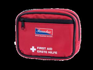 Erste Hilfe Tasche Rauscher 13x10x5cm mit praktischen Gürtelschlaufen