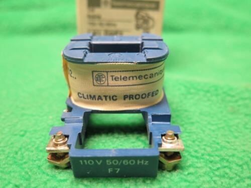 TELEMECANIQUE LX1-D2F7 NSFP LX1D2F7 CONTACTOR COIL 110 VAC 50//60Hz
