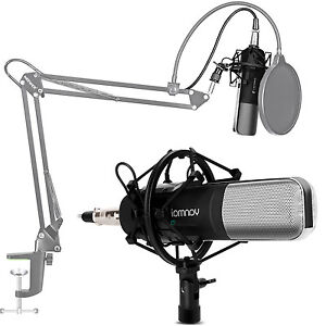 Professional Condenser Microphone Broadcast Recording