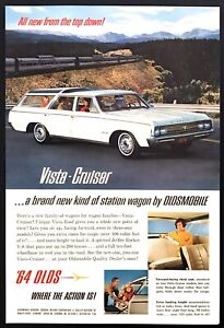 1964 Oldsmobile Vista-Cruiser Station Wagon photo 'A New ...