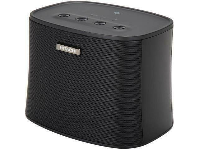 Hitachi W50 Smart Wi-Fi Speaker S Model Bluetooth 4.0 NEW!!