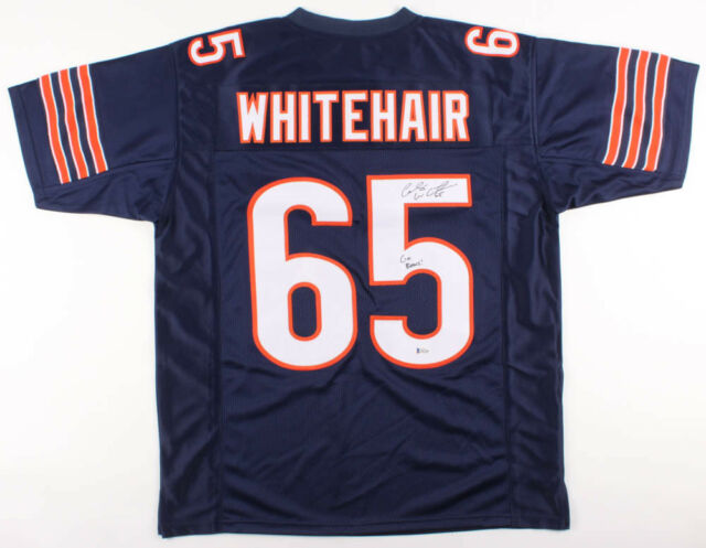 Cody Whitehair Signed Bears Jersey Inscribed