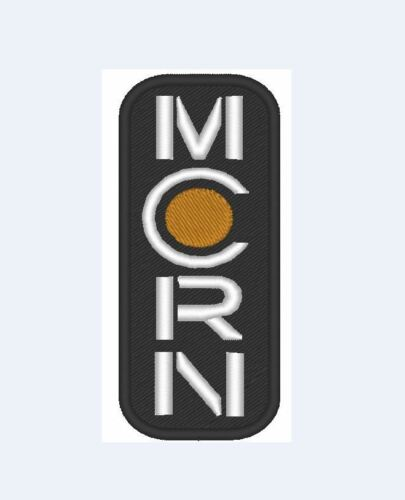 "E0027 TV//MOVIE PATCH THE EXPANSE /""MCRN LOGO /"" PATCH EMBROIDERED VERTICAL"