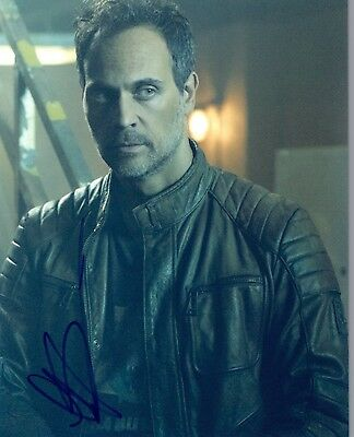 Efficient Todd Stashwick Signed Autographed 8x10 Photo 12 Monkeys Actor Coa Durable In Use Television
