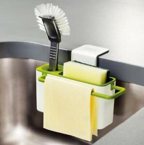 Sink Tidy Area Brush Storage Organiser Drainer Compact