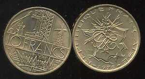 10 Francs 1975 Tranche B Spl ( Bis ) Asxyy25y-08012458-442591871
