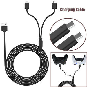 Handle Charger Cable Fast Charging for Switch PS5 Controller Xbox Series X NLI
