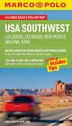 USA Southwest (Las Vegas, Colorado, New Mexico, Arizona, Utah) Marco Polo Guide by Marco Polo (Paperback, 2013)