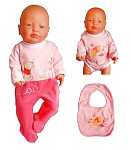 62 Audacious Süßes Disney-baby-set Winnie Pooh: Strampler Body Lätzchen Gr