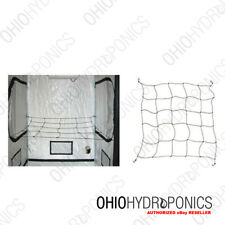 Secret Jardin Web plant support 3u0027 x 3u0027 WebIT90 SCROG NET trellis netting  sc 1 st  eBay : grow tent netting - memphite.com