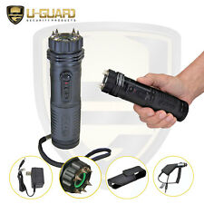Best Stun Gun Flashlight Tactical Police Self Defense Products ZAP Light Extreme