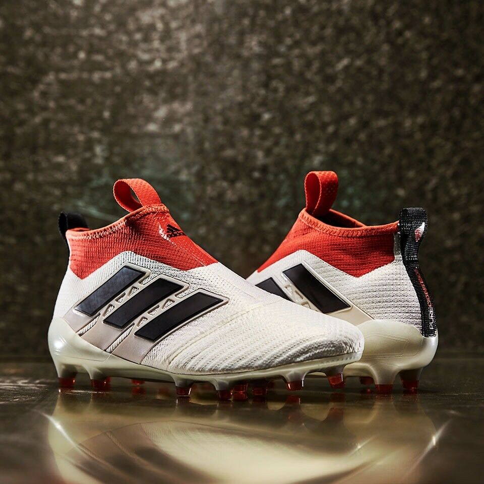 Adidas ACE 17+ PURECONTROL Champagne Firm Ground Cleats BA7599 Size US 12