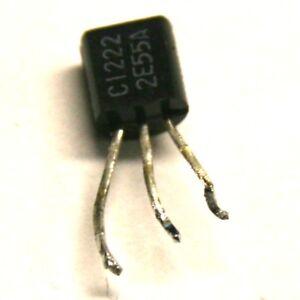 Pulled original transistor 2SC1222