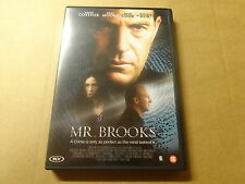 DVD / MR. BROOKS ( KEVIN COSTNER, DEMI MOORE, DANE COOK, WILLIAM HURT )