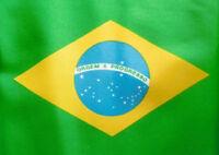 5' x 3' Brazil Flag Brasil Brazilian National Flags  Banner