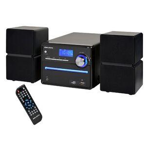 Majestic-ah2336-stereo-lettore-cd-mp3-ingresso-riproduzione-usb-e-2-aux