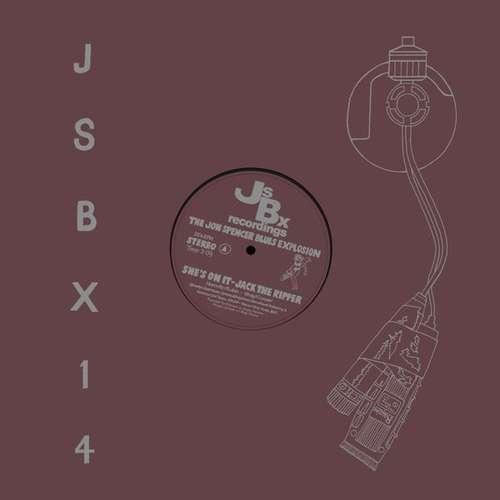 """The Jon Spencer Blues Explosion - She's On It-Ja 12"""" Vinyl Schallplatte - 147556"""
