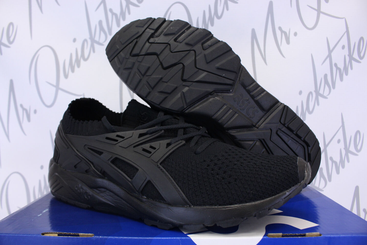 Asic gel kayano trainer / a sz 10 h705n / trainer nero 67099f