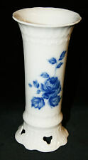 Seltmann Weiden Porzellan Salzburg Kobalt blau Vase Blumenvase