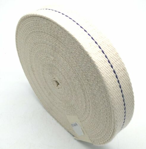 """mèche pour Paraffine Chauffage 1 in Wick 25 mm environ 2.54 cm 1 m de Hattersley Aladdin 1/"""""""