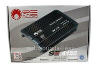 Re Audio Se 4150 Se Series 1600 Watts 4-channel Class Ab Car Audio Amplifier
