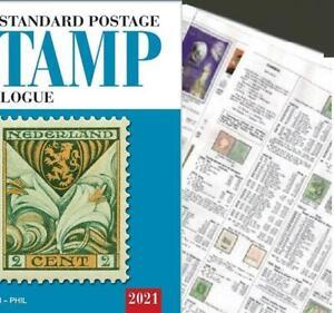 Saar 2021 Scott Catalogue Pages 617-624