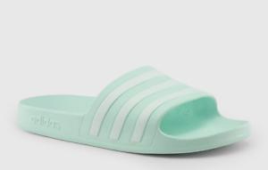 Detalles acerca de Adidas para mujer Adilette Aqua diapositivas (Ice Menta  | Nube Blanca)- mostrar título original