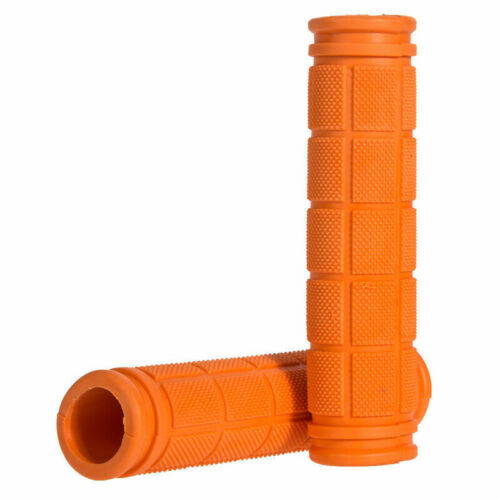 1 Pair Soft MTB Bicycle Rubber Handlebar End Grips for BMX Road Mountain Bike