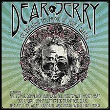 DEAR JERRY: CELEBRATING THE MUSIC OF JERRY GARCIA 2 CD+DVD NEU