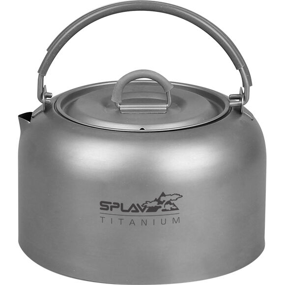 Camping Travel Titan Kettle 1 Litre   TOP 100%  SPLAV  Made in Russia