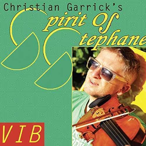 Garrick Christian - Vib Nuevo CD