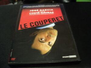 "DVD NEUF ""LE COUPERET"" Jose GARCIA / COSTA-GAVRAS"