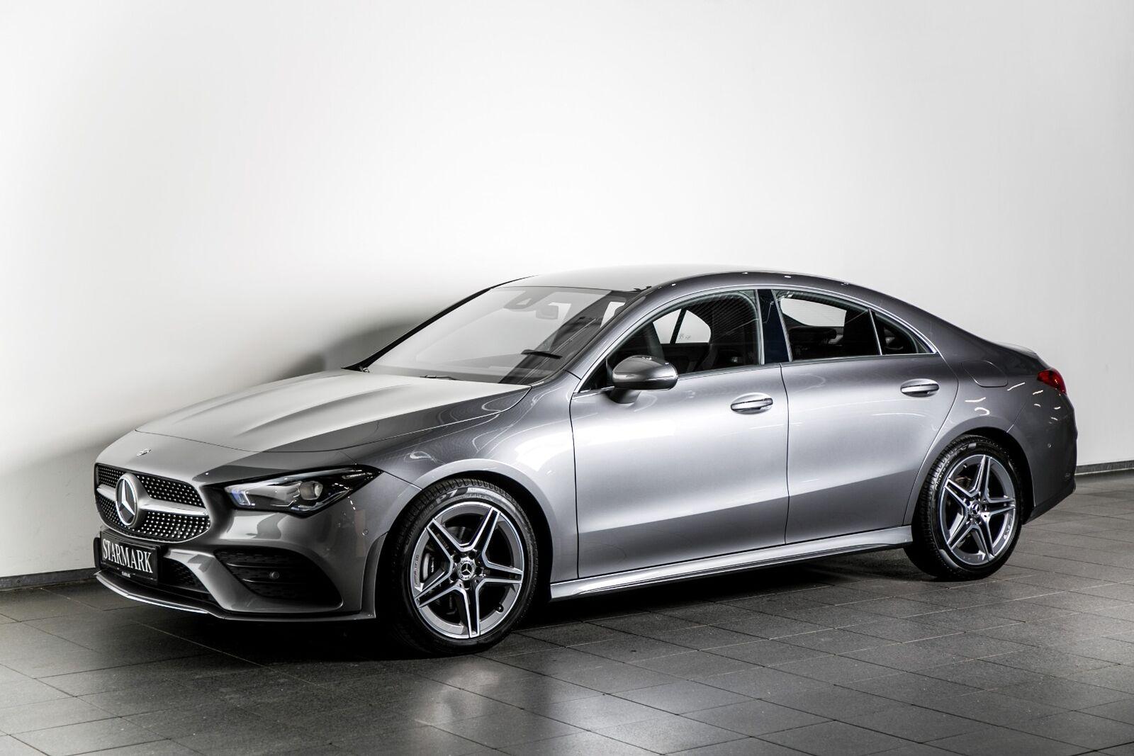 Mercedes-Benz CLA180 d 1,5 Advantage AMG aut.