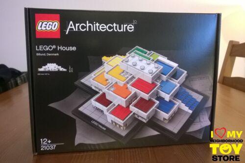 2017 IN STOCK LEGO 21037 ARCHITECTURE BILLUND LEGO® HOUSE - MISB