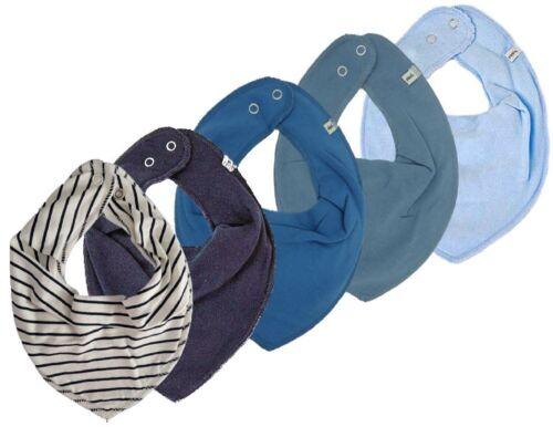1 GRATIS Tuch ♦ Neu Baby Halstücher 5er Set ♦ Pippi 4 Stück Organic Cotton