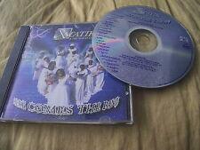 XTATIK & THE MAD BULL CREW : HERE COMES THE BAND CD ALBUM JW 179 CD