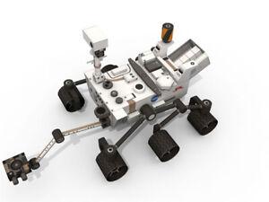 1-20-Scale-US-Mars-Rover-Curiosity-DIY-Handcraft-PAPER-MODEL-KIT