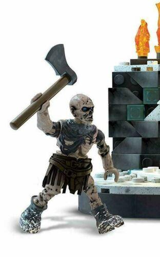 Mega Construx WHITE WALKER FIGURE FROM Game of Thrones White Walker Battle