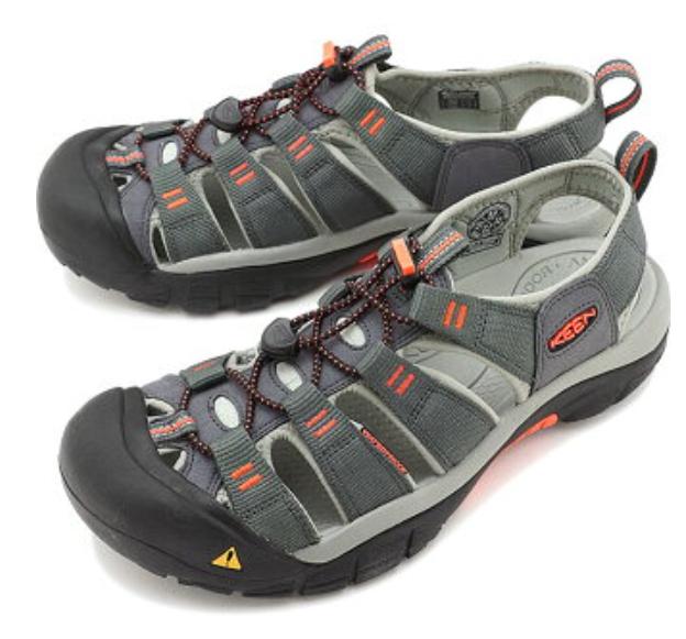 Keen Newport H2 Magnet/Nasturtium Sport sizes Sandal Uomo sizes Sport 7-17 NEW!!! 593a11