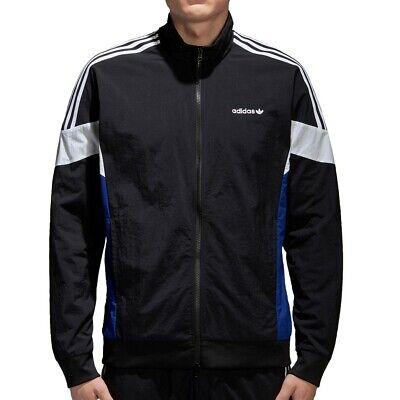 ADIDAS MEN'S ORIGINALS Challenger Track Jacket Black bs2237