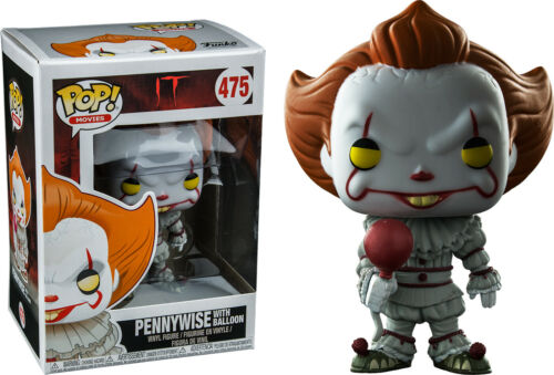 Vinyl Figure IT - Pennywise with Balloon Pop 2017