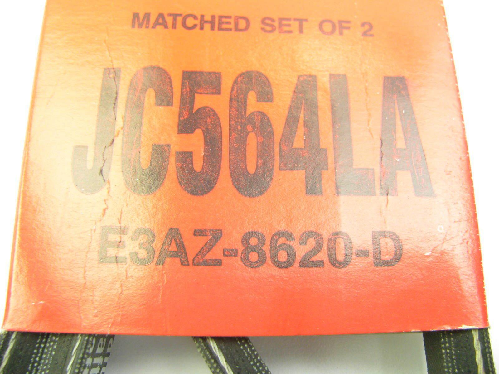 JC564LA Fan Belt Motorcraft Ford