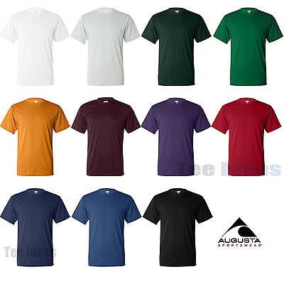 Augusta Sportswear Performance T-Shirt Polyester Moisture Wicking Tee S-3XL 790