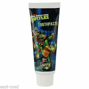 TMNT Teenage Mutant Ninja Turtles Toothpaste 75ml
