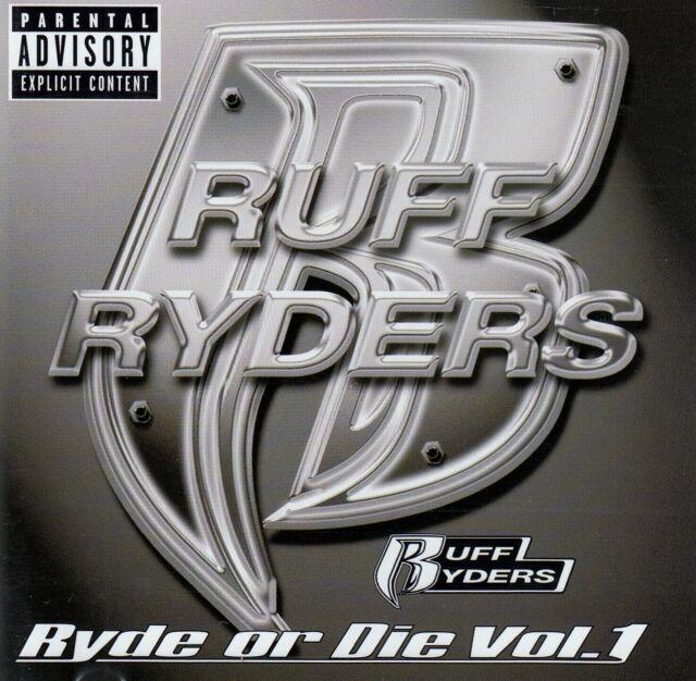 RUFF RYDERS : RYDE OR DIE VOL. 1 / CD - TOP-ZUSTAND