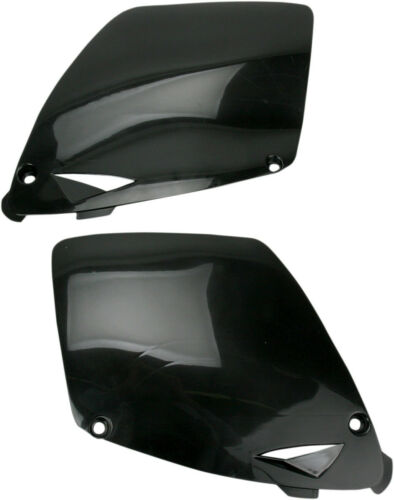 Acerbis Black Side Panels Number Plates For KTM 125-450 SX 98-03 2043330001