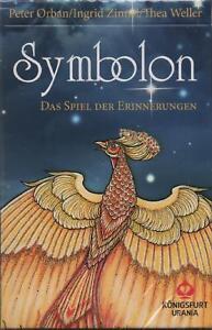 SYMBOLON-Das-Spiel-der-Erinnerung-Peter-Orban-STANDARD-TAROT-KARTEN-NEU