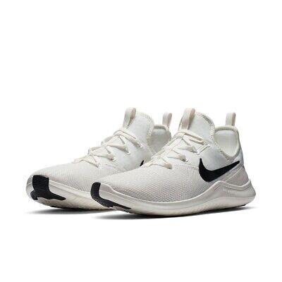 Men's Nike Free TR-8 Sail/Black-White