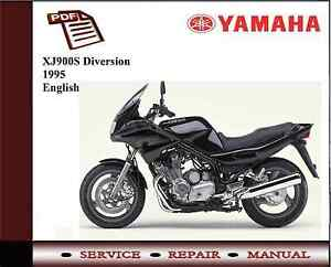 yamaha xj900s diversion 1995 workshop service repair manual ebay rh ebay ie service manual yamaha xj900 diversion yamaha xj900s diversion service manual