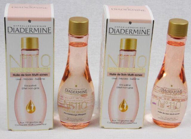 diadermine huile de beauté 110